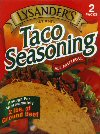 Lysander Taco Seasoning Mixes